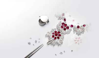 Van Cleef & Arpels: The virtual workshop (yellowBird)